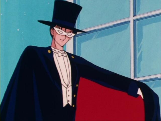 tuxedo mask � sailor moon � absolute anime